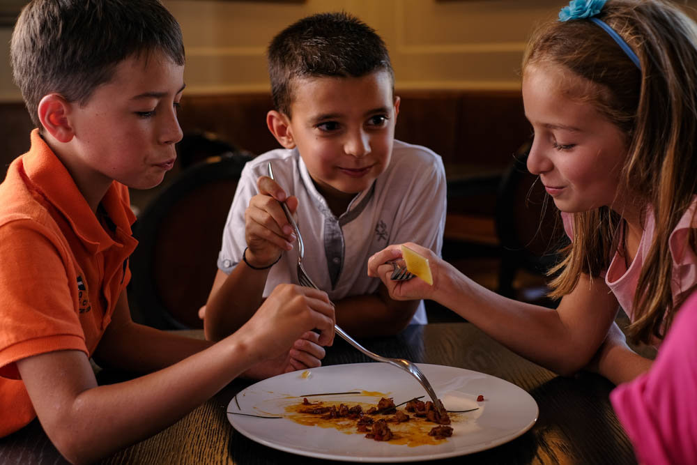 Childfood, recipes for young Coolinary explorers
