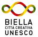 logo BIELLA città creativa UNESCO